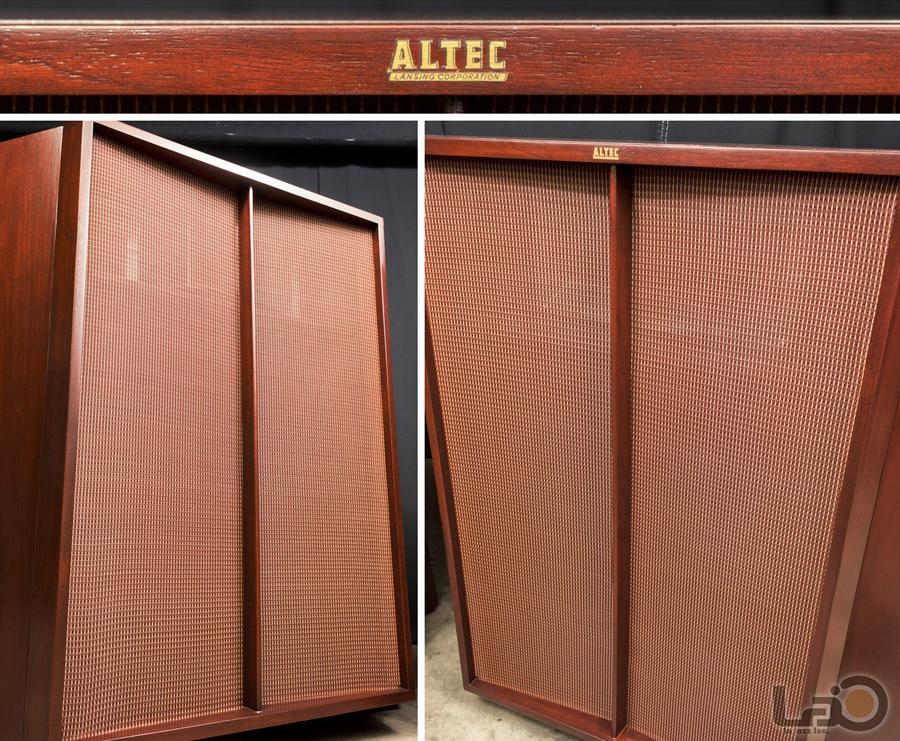 ALTEC 820 ICONIC 2way (803A+802C)◇アルテック アイコニック システム 16Ω4