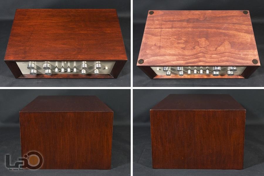 Marantz 7T Solid State Preamplifier ◇ マランツ プリアンプ + 専用木製ケース ◇10