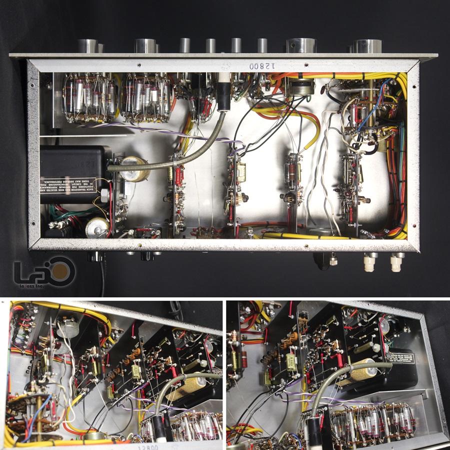 Marantz 7T Solid State Preamplifier ◇ マランツ プリアンプ + 専用木製ケース ◇17