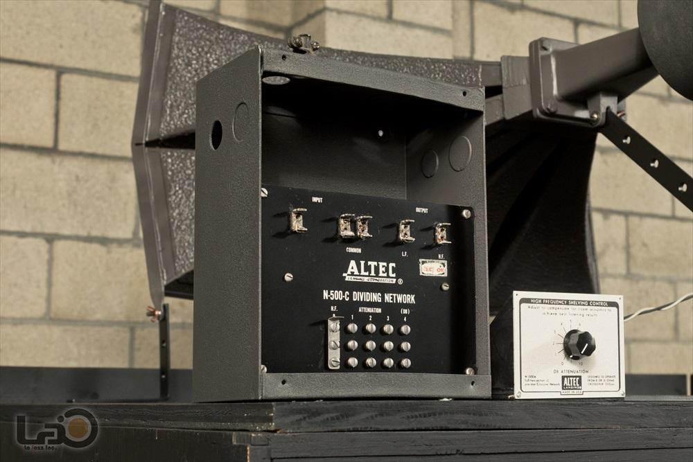 ALTEC A5 (515/288/N500C) ◇ アルテック 劇場特大スピーカー ペア25