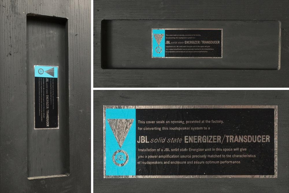 JBL D30085 HARTSFIELD / C41 The Angelus ◇ ハーツフィールド + エンジェルス (LE15A/375/075) 16Ω ペア17