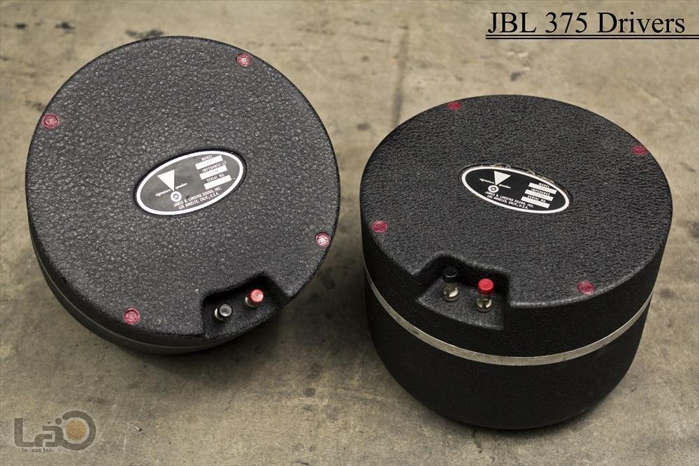 JBL D30085 HARTSFIELD / C41 The Angelus ◇ ハーツフィールド + エンジェルス (LE15A/375/075) 16Ω ペア29