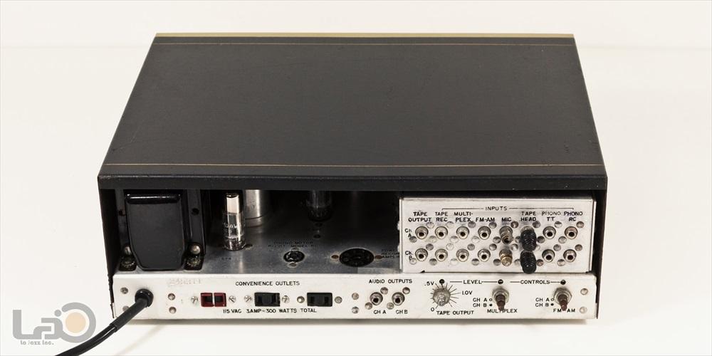 米国 Pilot 216-A Stereo Preamplifier ◇ <BR>パイロット 真空管 ステレオ・プリアンプ ◇11