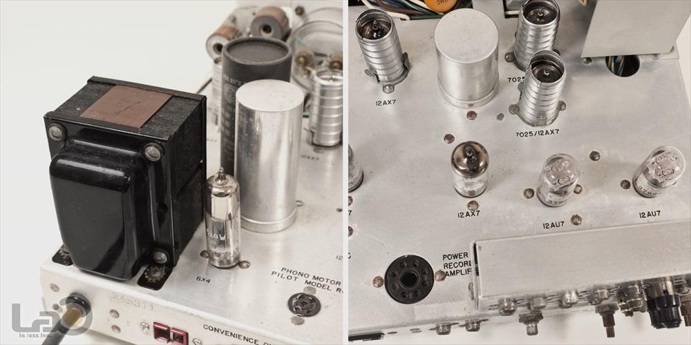 米国 Pilot 216-A Stereo Preamplifier ◇ <BR>パイロット 真空管 ステレオ・プリアンプ ◇15