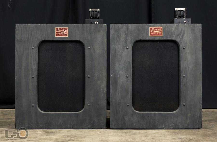 LANSING  604 ◇ ランシング フィールド型スピーカー + 6124
