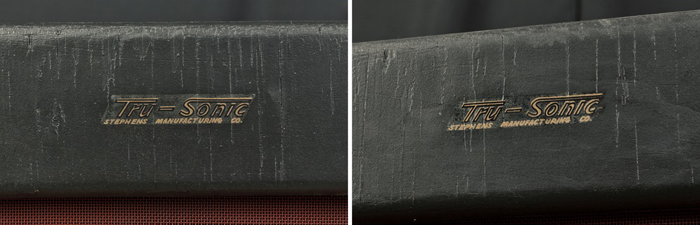 Tru-sonic Trusonic P52FR フルレンジ・スピーカー +6